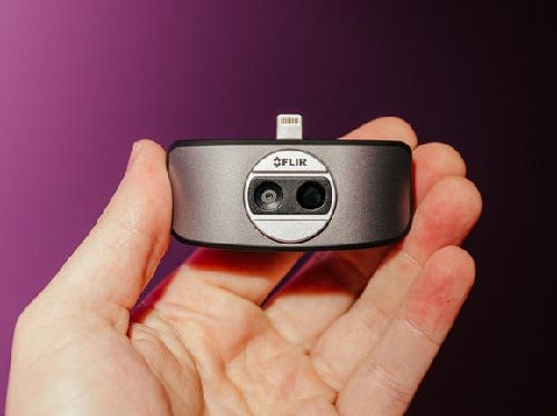 Smartphone Thermal Camera by Flir