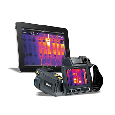 pillar picture thermal imaging cameras