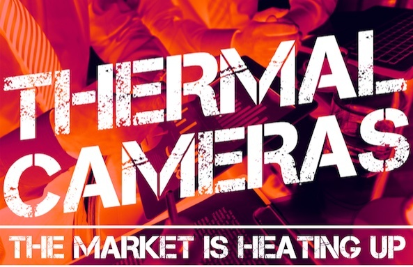Thermal Cameras Infographic Title