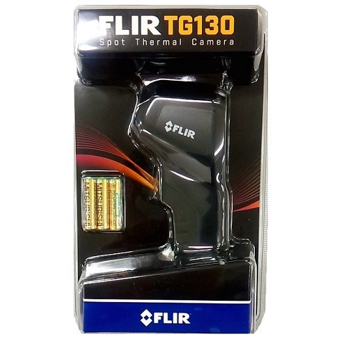 The FLIR TG130 in Package