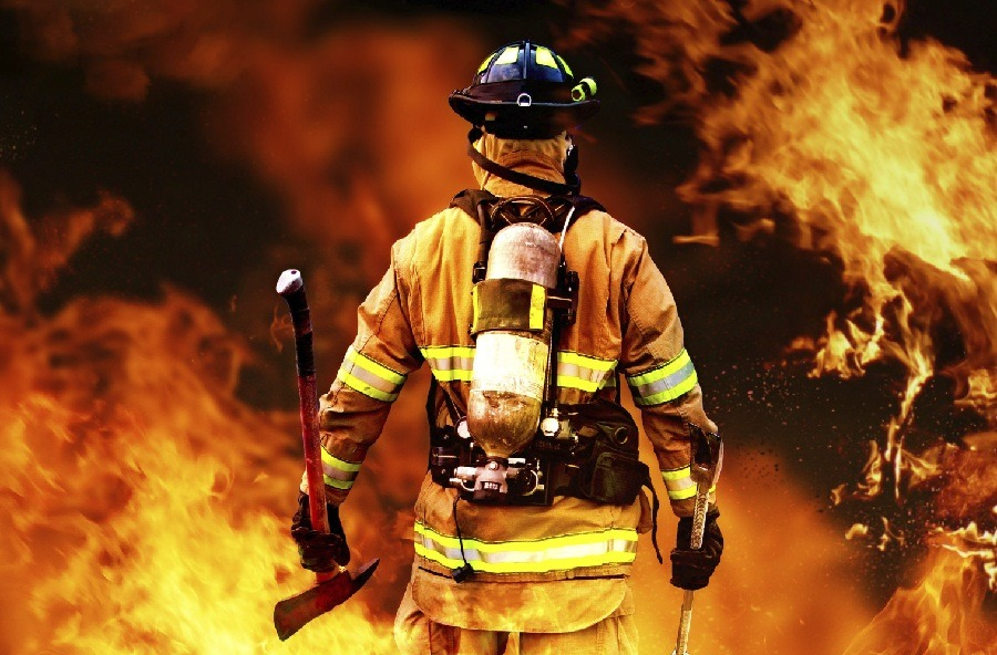 How Thermal Imaging Can Help Brave Firefighters