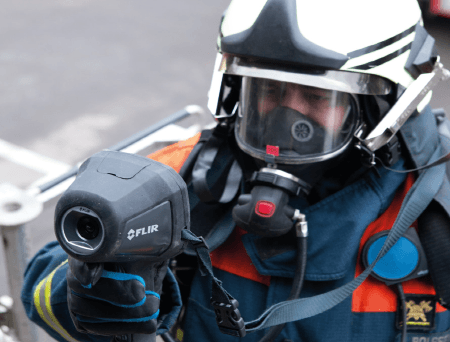 Flir Cameras are Used by Many FDs
