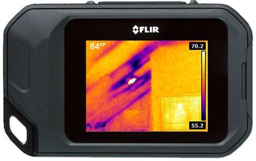 Handheld Camera by Flir
