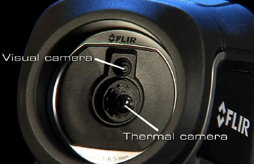 Close Look of Flir Ex Series