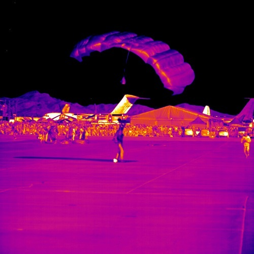 What Thermal Imagers Can Do
