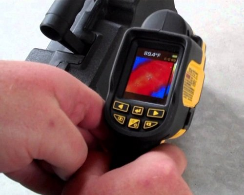 Using Thermal Camera