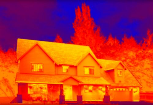 Seek Thermal Camera Image