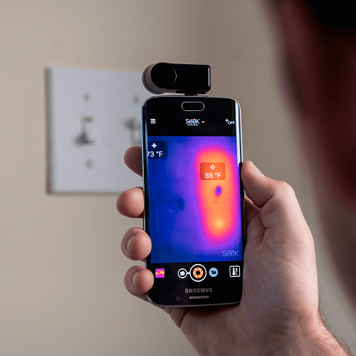Best Thermal Imager For Your Smartphone Flir One Vs Seek Compact