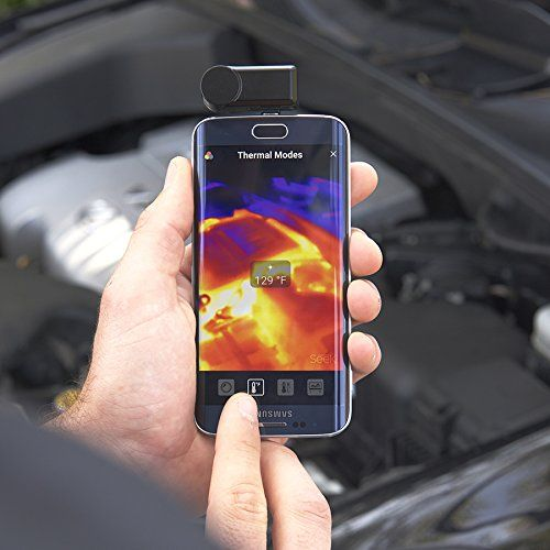 Seek Compact XR Extended Range Thermal Imager