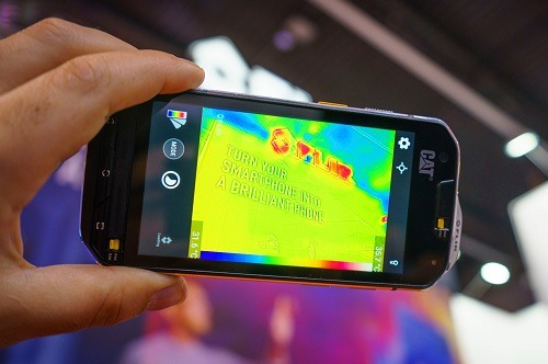 Thermal Cameras For Smartphone