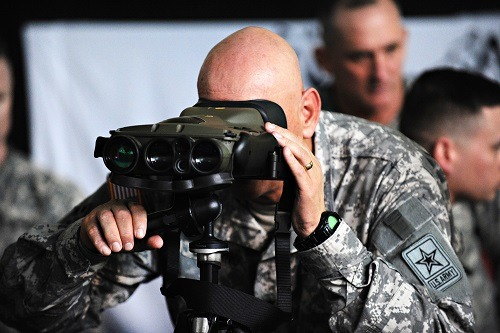 Using Thermal Camera In Military