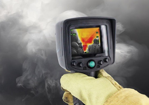 Thermal Camera Working
