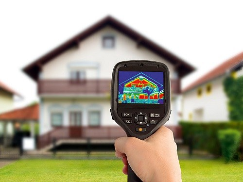 Home Inspection Thermal Camera