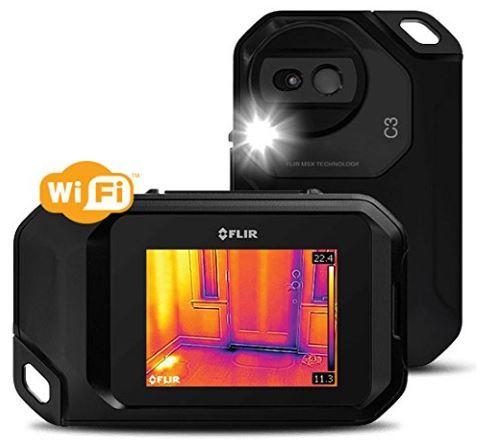 Flir C3 pocket camera