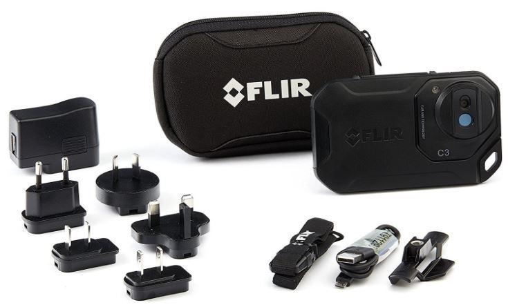Flir C3 thermal camera
