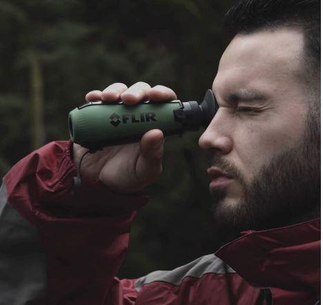 FLIR Scout Handheld imager