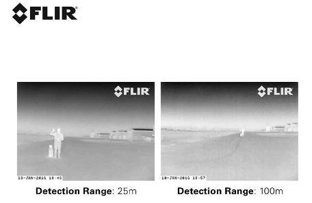 FLIR thermal monocular