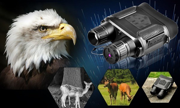 SOLOMARK Hunting Binoculars