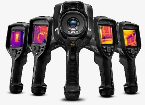 thermal imagers for screening
