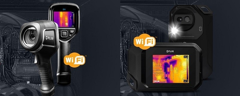 Infrared Thermal Imaging Inspection Cameras