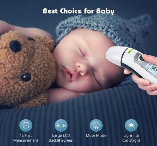 Infrared Thermometer for babies