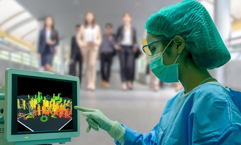 Thermal Imaging in Medical Diagnosis
