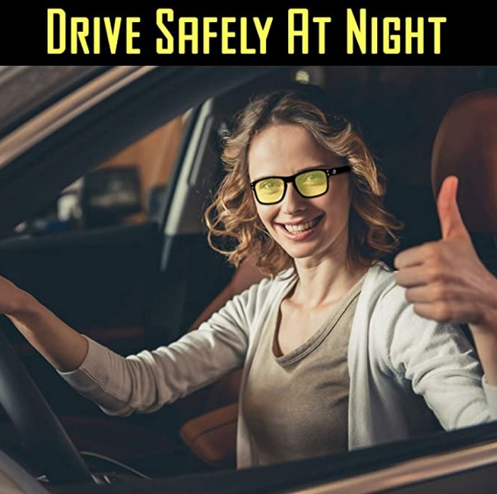 nighttime driving glasses