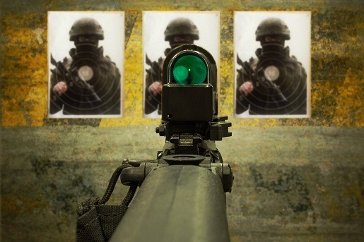 sighting in a red dot scope instructions