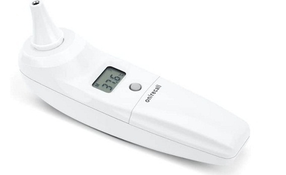 ir ear thermometer