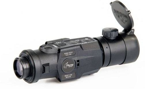 best clip on thermal scope for rifle