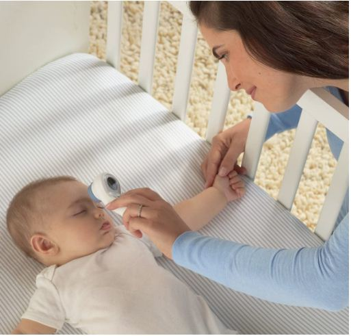 braun thermometer no touch