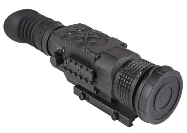 short rifle scopes
