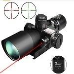 ar 15 illuminated reticle scope