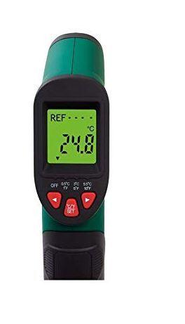 digital laser infrared thermometer temperature gun