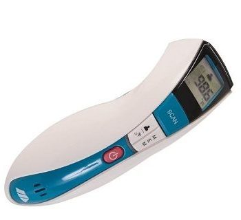 mabis healthcare rediscan infrared thermometer