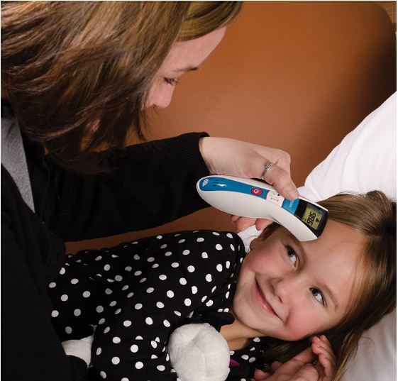 rediscan infrared thermometer