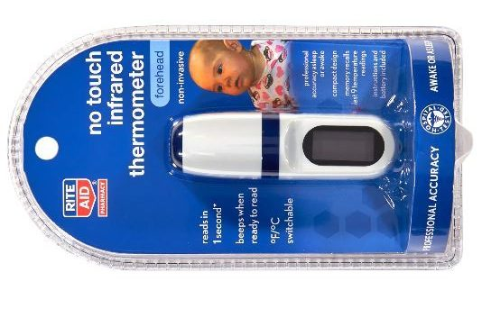 rite aid thermometer