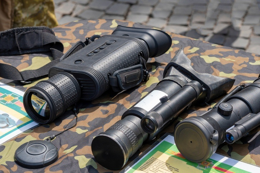 best night vision scope for hunting