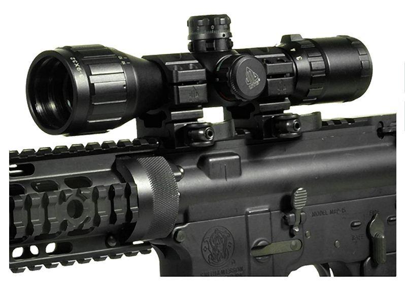 best illuminated reticle scope