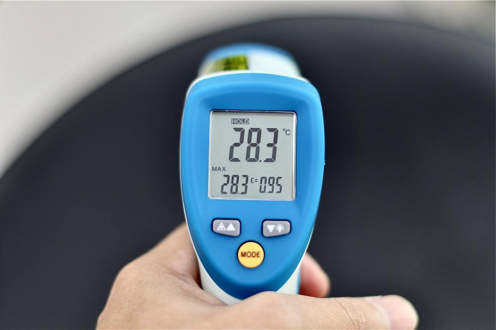 best infrared thermometer hvac