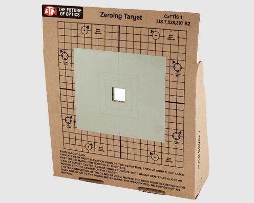 rifle zero target