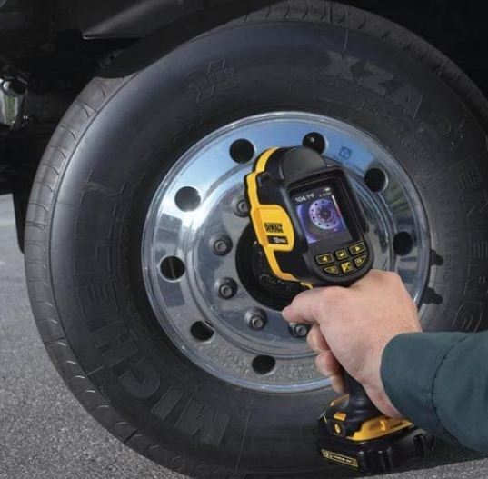 dewalt infrared thermometer review
