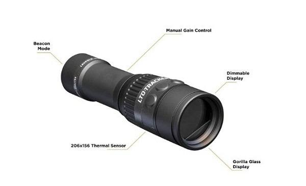 leupold thermal scope