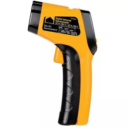 digital laser thermometer
