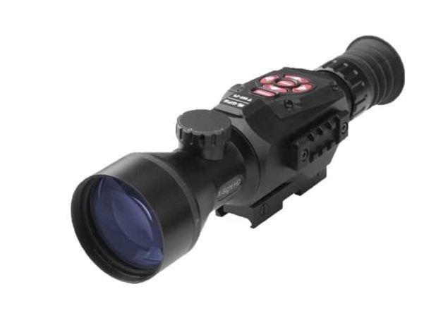 best long range night vision rifle scope