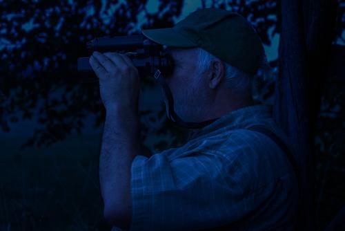 entry level night vision monocular