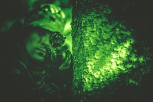 best illuminated rifle scope under