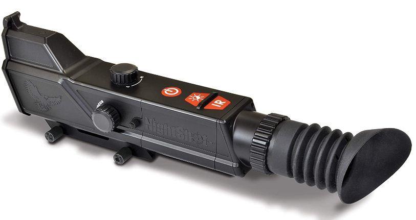 best night vision rifle scope under $500